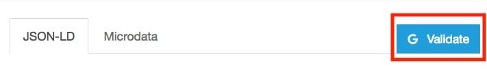 Google Markup Validation Button.jpg