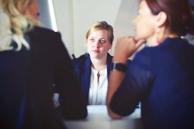 Woman at job interview.jpg