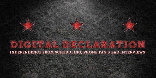 DIGITAL DECLARATION