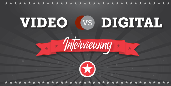 21ST CENTURY INTERVIEWING: FROM VIDEO TO DIGITAL [INFOGRAPHIC]