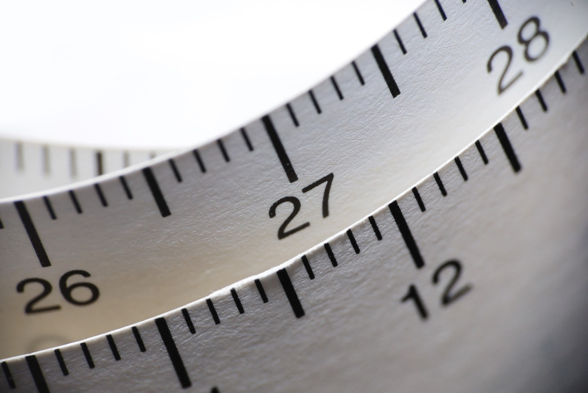 tape measure to show why candidate experience net promoter score should be measured