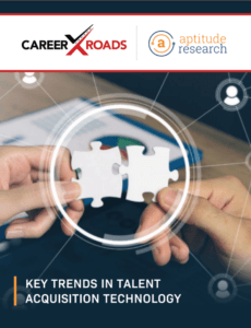 Key Talent Acquisition Trends Report Cover Image