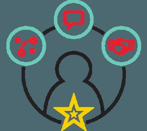 CodeVue Assessment Tech Assess color icon