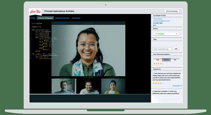 CodeVue Assessment Computer image